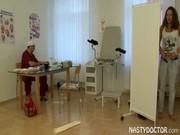 Прием гинеколога россия