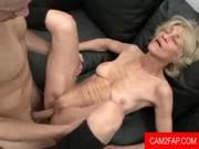 Худые бабули порно