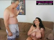 Секс син ебут маму