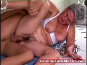 Порнуха видео бабушки
