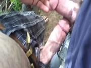 Геи в лесу видео