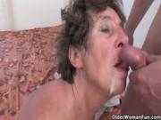 Бабушка стрампонит внука бесплатно